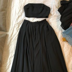 fame & partners Dresses - Fame & Partners Two Piece Dress